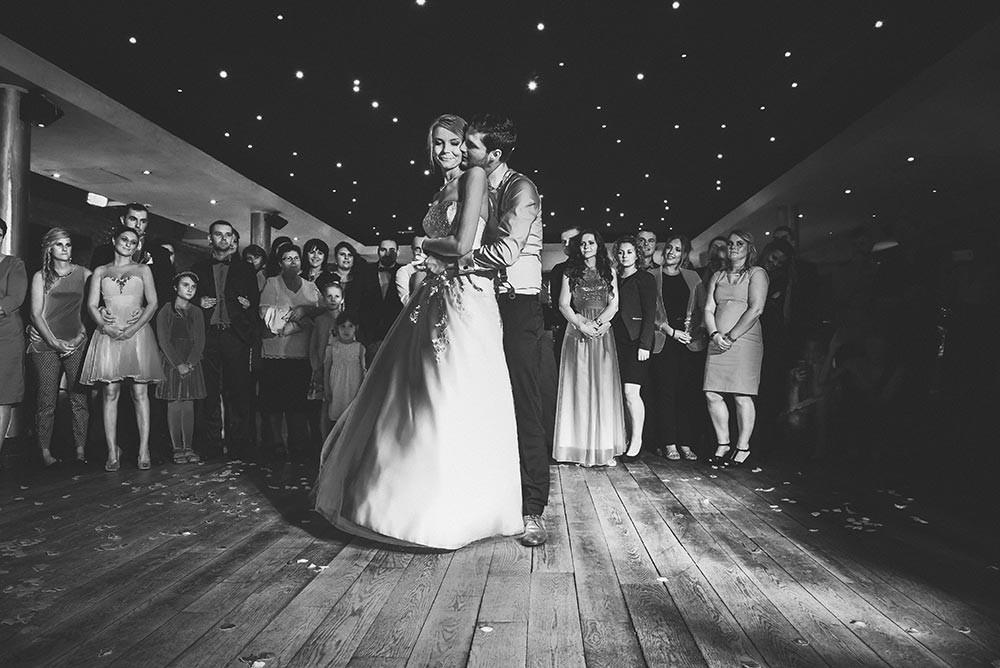 Hochzeitstanz unterm Sternenhimmel