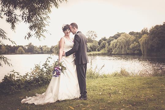 Hochzeit mit Seeblick