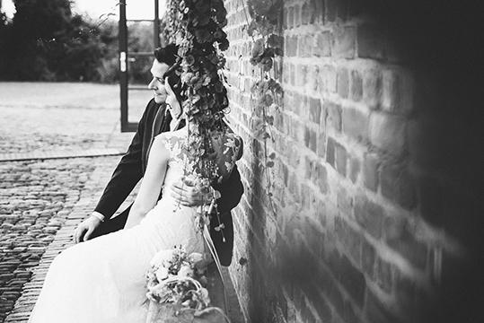 Die Hochzeit von Sabine & Erwin auf Gut Hohenholz