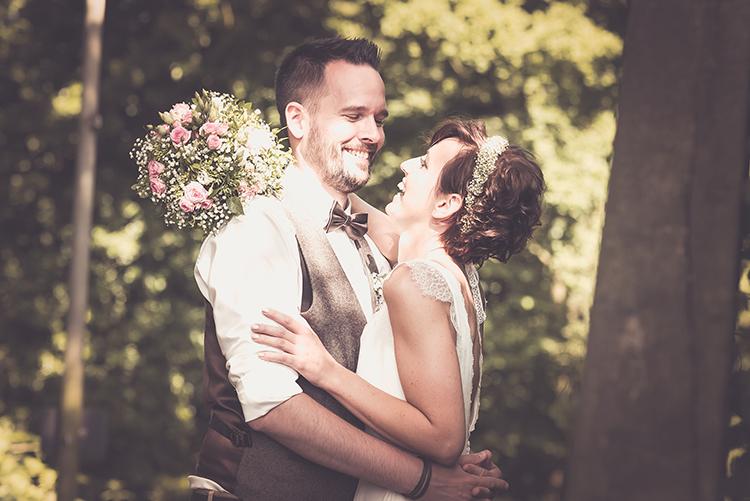 Vintage Hochzeit auf der Burg Wegberg